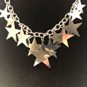 Jewelry - Stars metal necklace from Soho